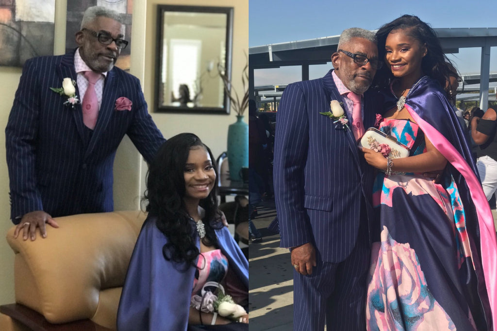 Grandfather Steps in to Create Priceless Memory for Granddaughter's Prom