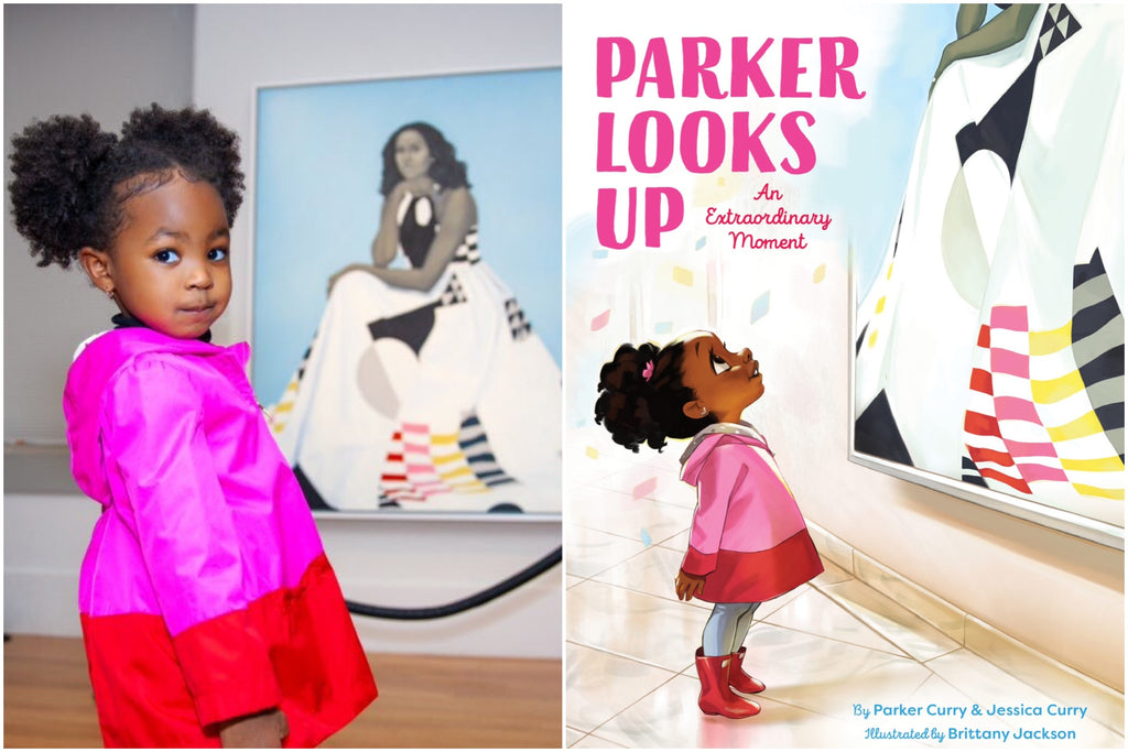 Parker Curry and Mom Turn Viral Moment with Michelle Obama into New Children's Book