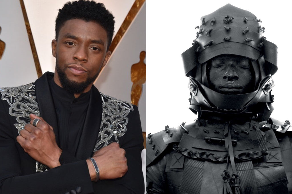Chadwick Boseman Set to Play the First African to Become a Samurai