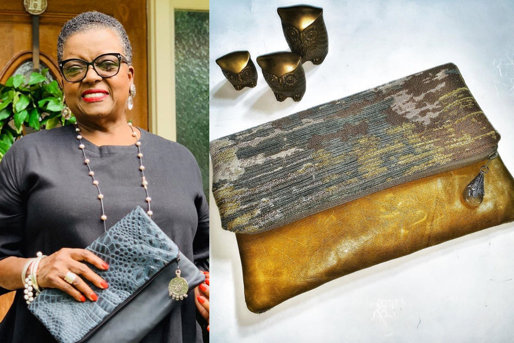 This 70-Year-Old Woman Retired From AT&T, Launched A Line Of Clutches And Now She's Headed To QVC