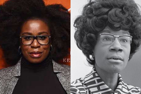 "Uzo Aduba Set to Portray Shirley Chisholm in New FX Series ""Mrs. America"""