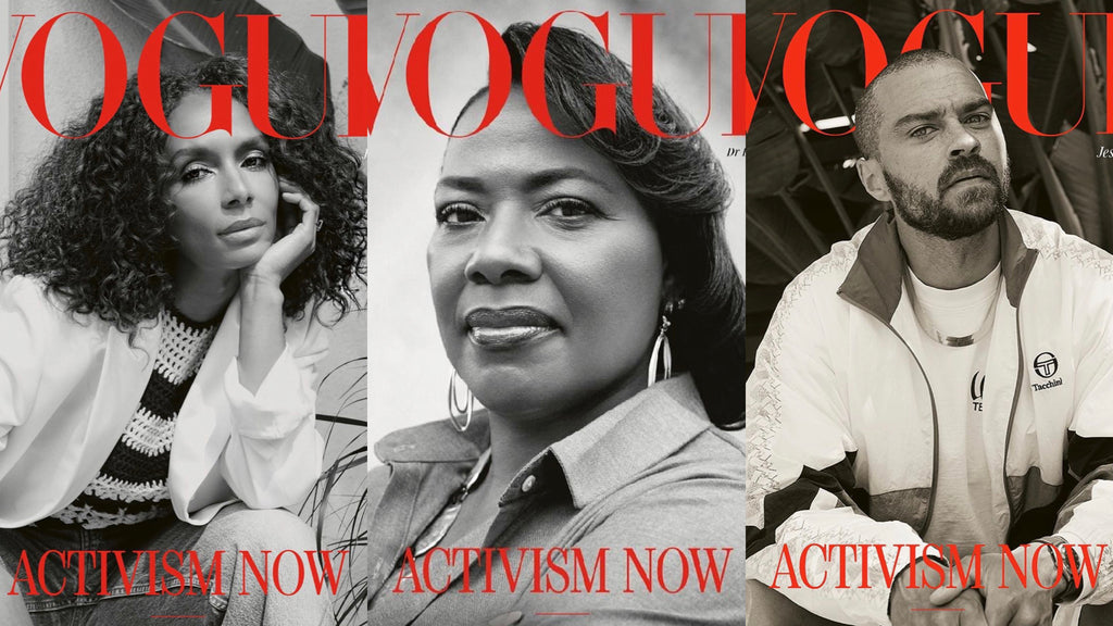 Janet Mock, Dr. Bernice King, Jesse Williams and More, Grace The Cover of British Vogue's September Issue