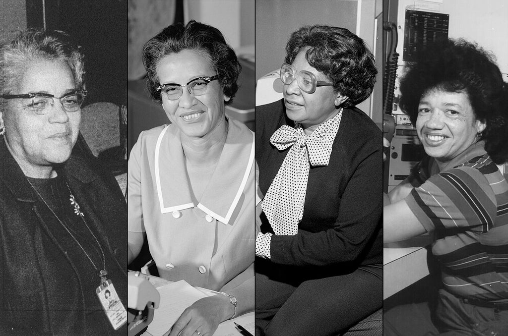 NASA Women Who Inspired Hidden Figures Film Set To Receive Congressional Gold Medals