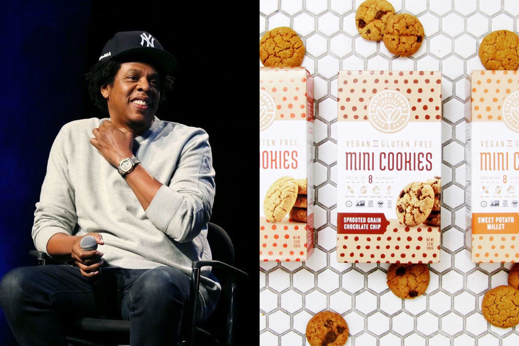 Jay-Z Invests $1 Million in Black-Owned Vegan Cookie Company