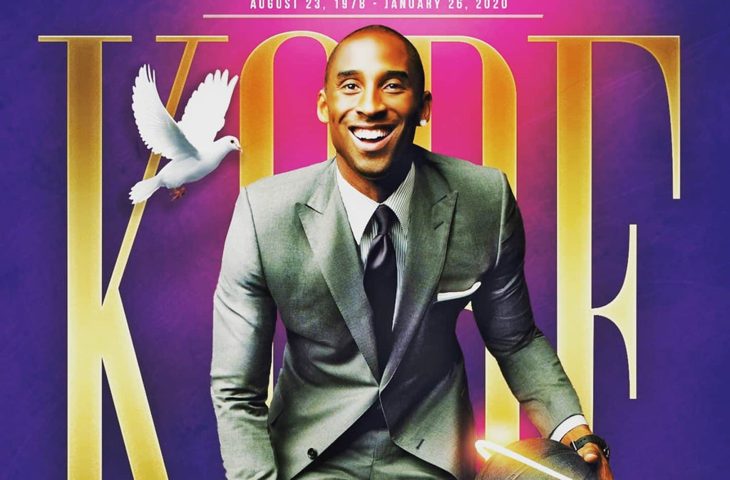 Fan Creates Unofficial Celebration of Life Program In Honor of Kobe Bryant