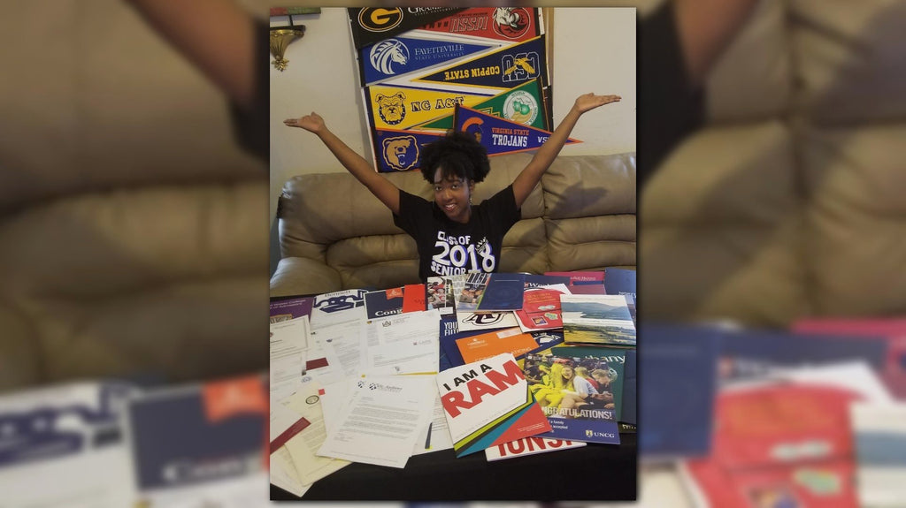 #BlackExcellence: This North Carolina Student Got Accepted Into 113 Colleges
