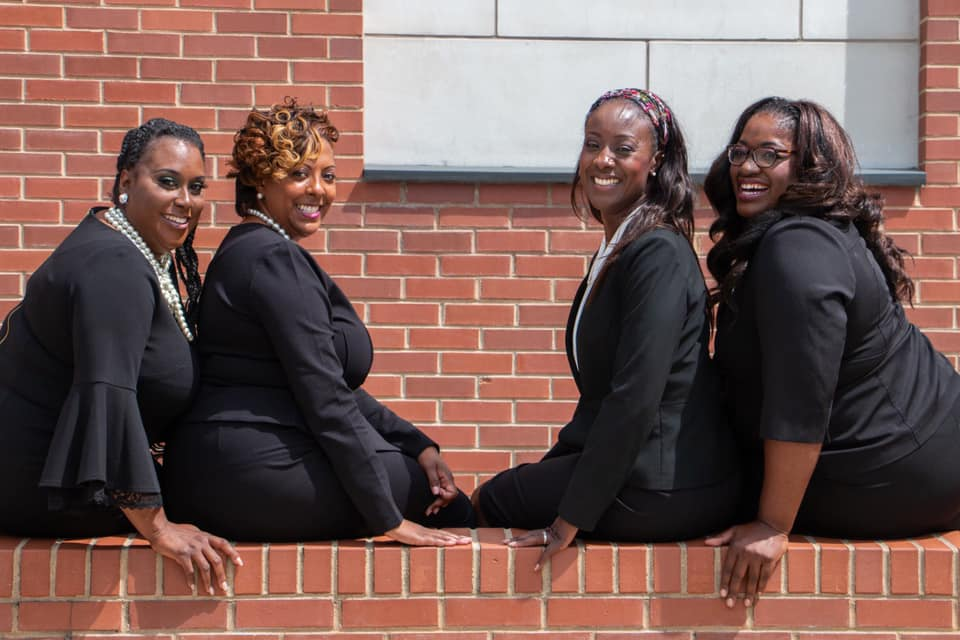 From NCCU Roommates To The Judge's Bench, These Four Ladies Are Friendship Goals