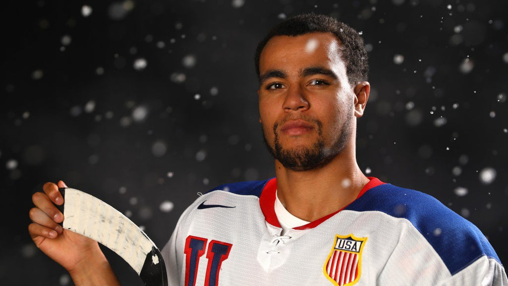Jordan Greenway To Become First African American To Play For Team USA Hockey At The Olympic Games