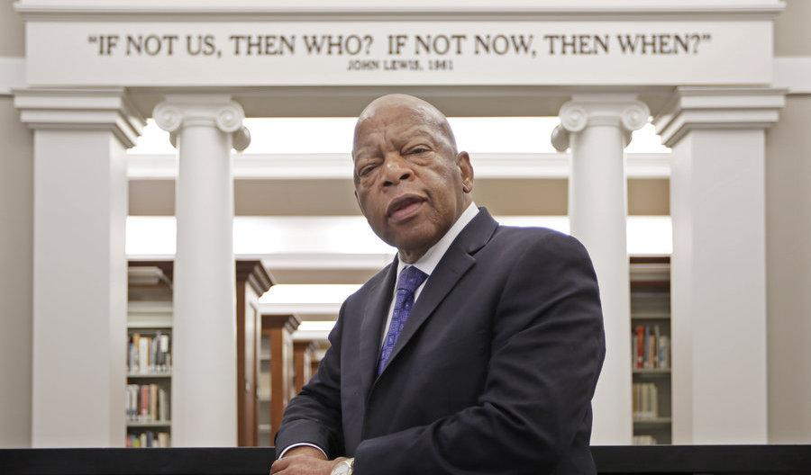 Civil Rights Icon John Lewis To Deliver Harvard University's 2018 Commencement Address