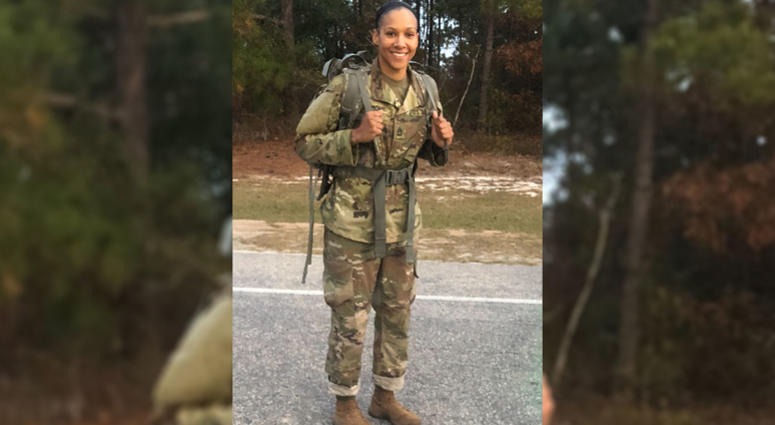 Meet the first African-American Woman to Graduate from U.S. Army Ranger School
