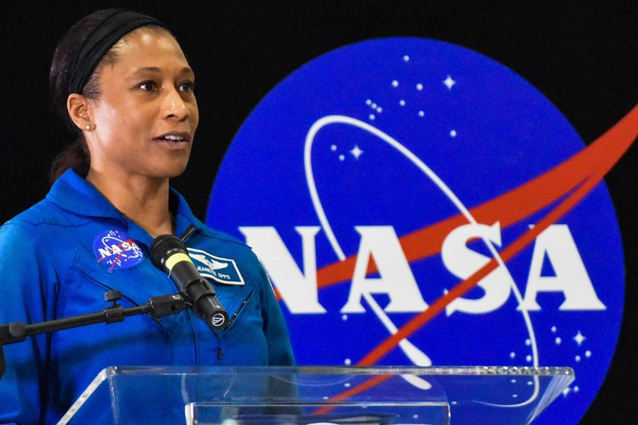 Jeanette Epps Will Become the 1st African American Crew Member of the International Space Station