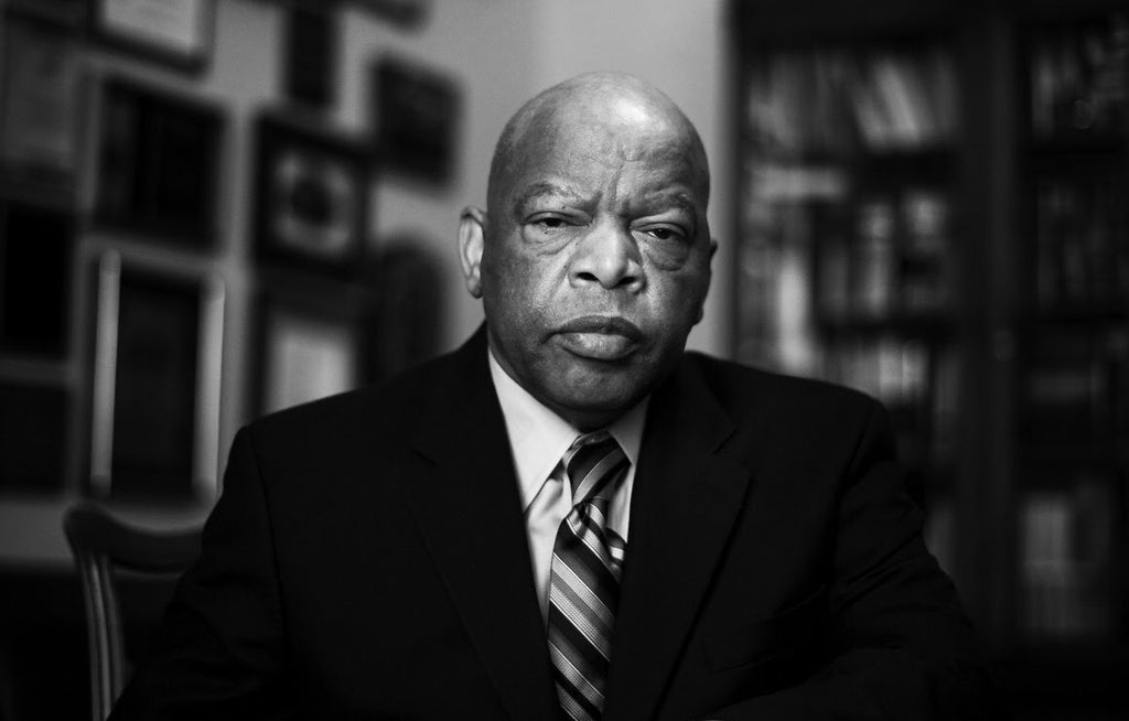 In His Final Hours, The Incomparable John Lewis Penned One Last Love Letter To Us All