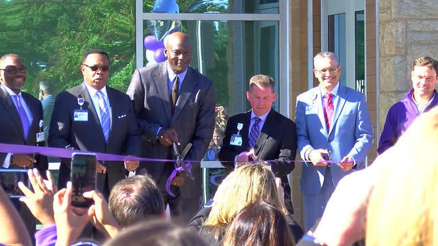 NBA Legend Michael Jordan Opens New Medical Clinic in North Carolina