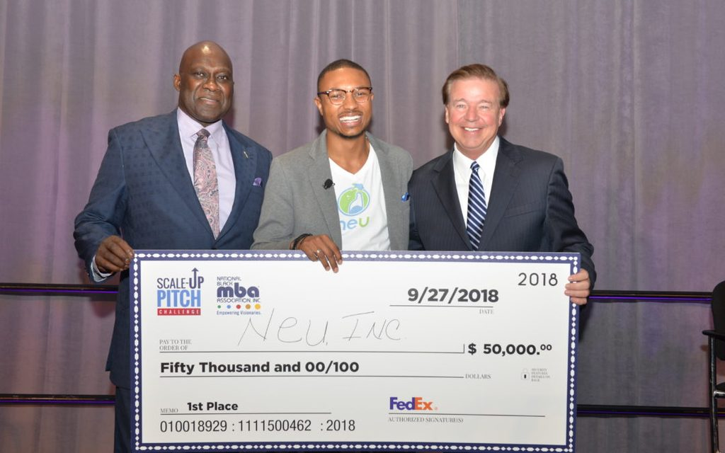This Young CEO Just Won $50,000 At The 2018 National Black MBA Association Conference