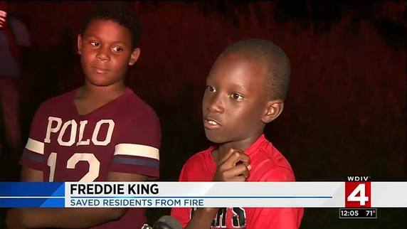 These Two Young Boys Became Heroes After Saving Tenants From Apartment Fire