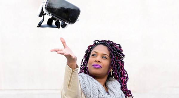 This Former Teacher Is Using Virtual Reality To Educate Minority Students About Their History