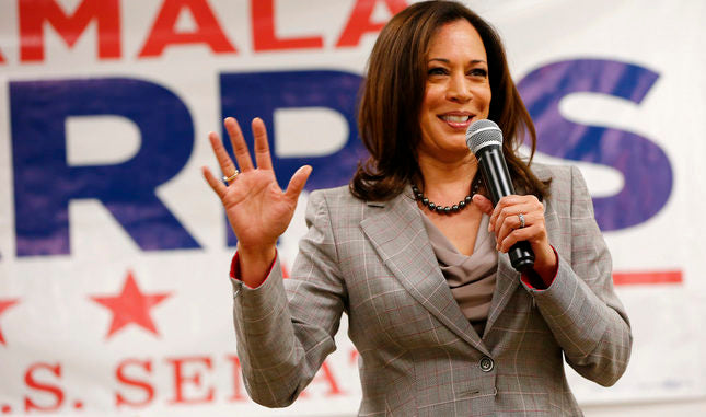 Kamala Harris is a Graduate of Howard University and She's Running for President