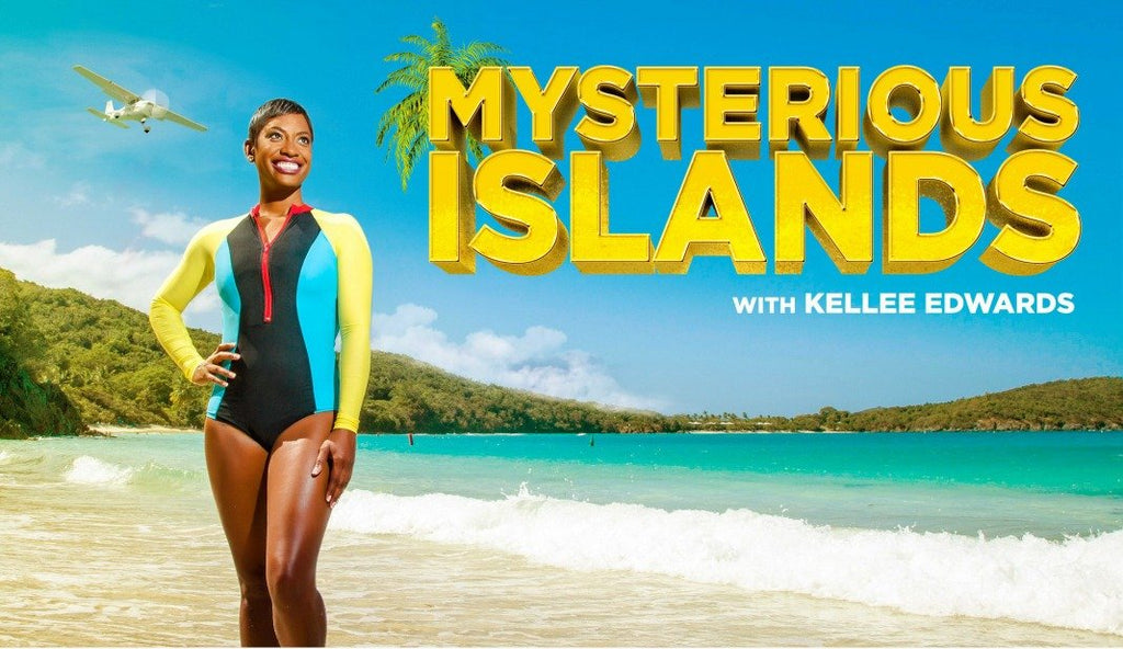Meet Kellee Edwards, The Second Black Woman Ever To Have A Show On The Travel Channel