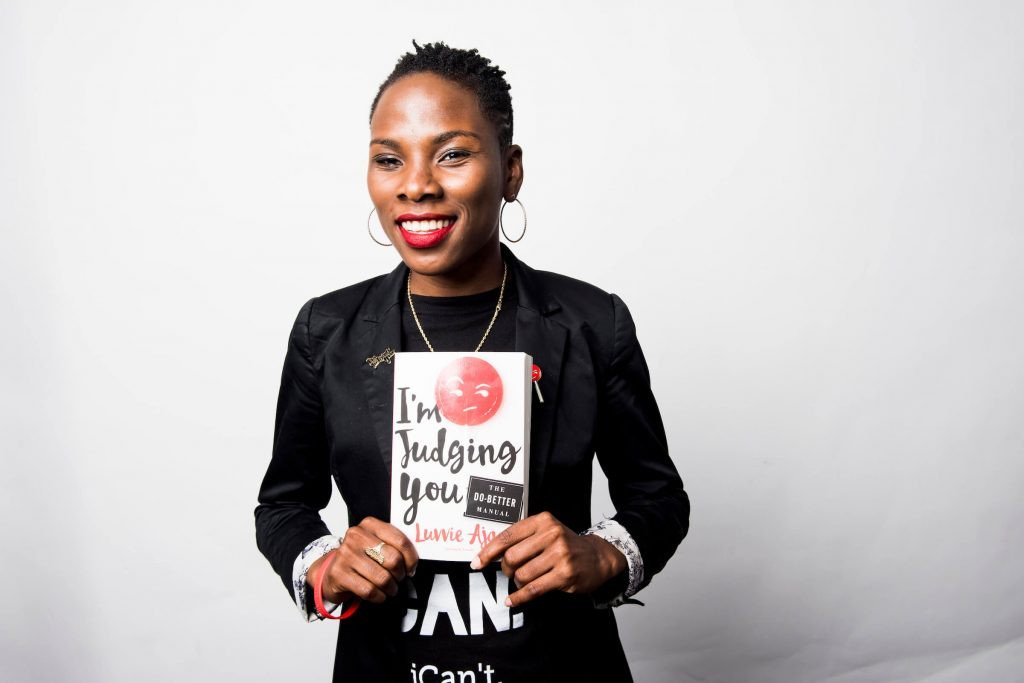 Yessss! Shonda Rhimes Is Developing A Cable Series Inspired By Luvvie Ajayi's 'I'm Judging You'