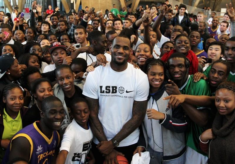 LeBron James To Open School In Hometown Of Akron, Ohio
