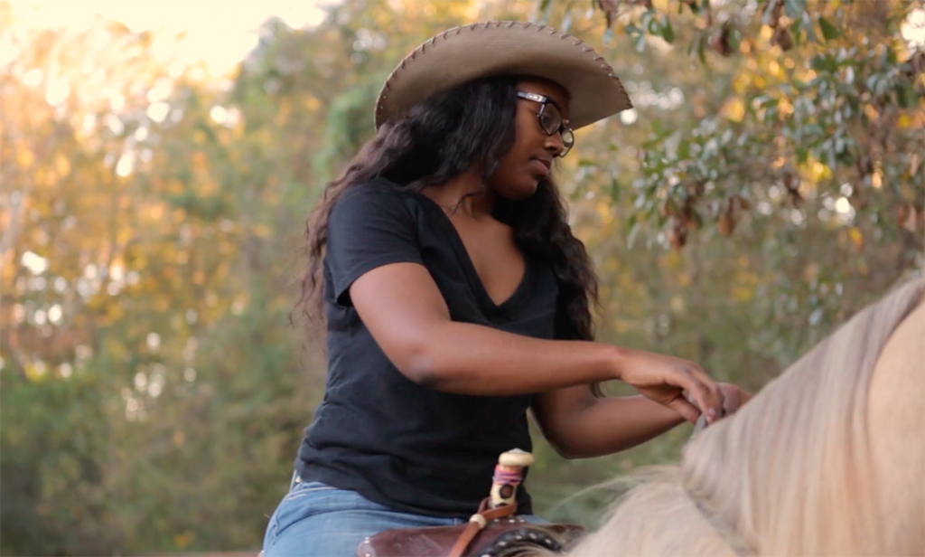 Mississippi Cowgirl Aspires To Become The First African American Woman In The National Finals Rodeo