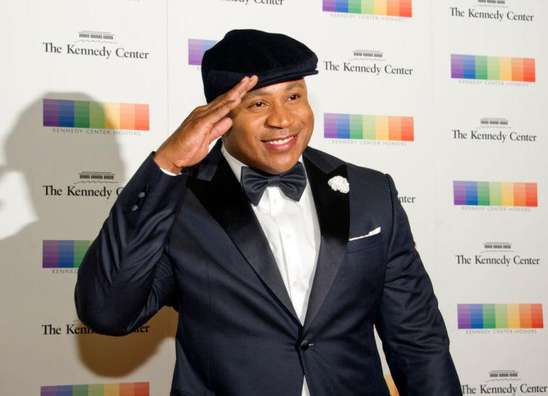 LL Cool J Is Now the First Rapper To Receive Kennedy Center Honor