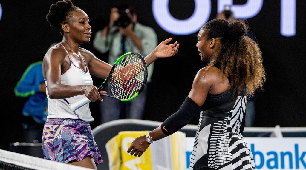 Venus And Serena Williams Set To Meet In The Third Round Of The U.S. Open