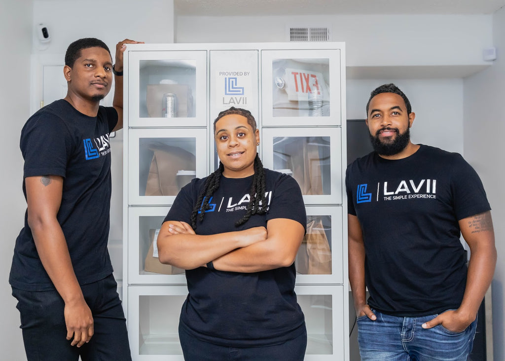 Black Engineers Create Contactless Smart Lockers For Food Pick-Ups To Revolutionize The Industry