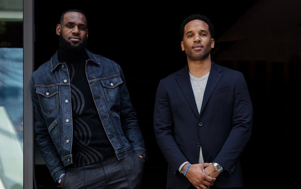 LeBron James and Maverick Carter Secure $100 Million For New Media Company