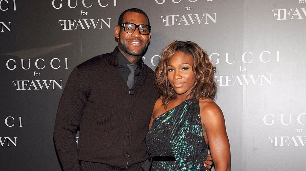 Serena Williams & LeBron James Closed Out The Year Being Named The Female and Male Athletes Of The Decade