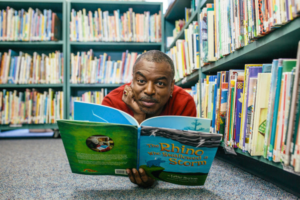 LeVar Burton Is Planning To Read To Us Again, Beginning This Friday