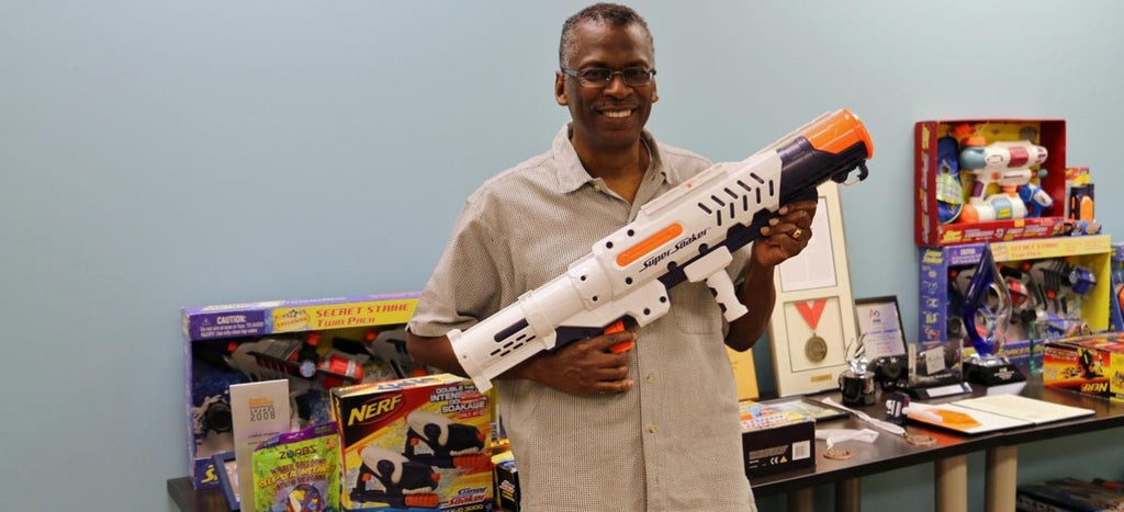 Lonnie Johnson, Super Soaker Inventor, Inspires Next Generation Of Engineers With Nonprofit