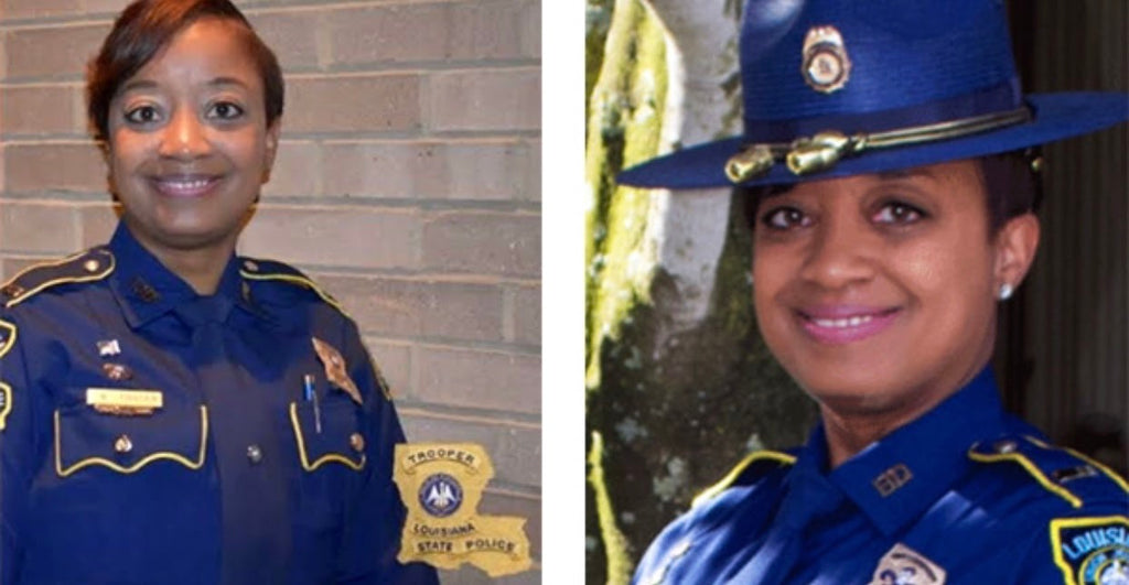 Louisiana Appoints First African American Female State Police Captain