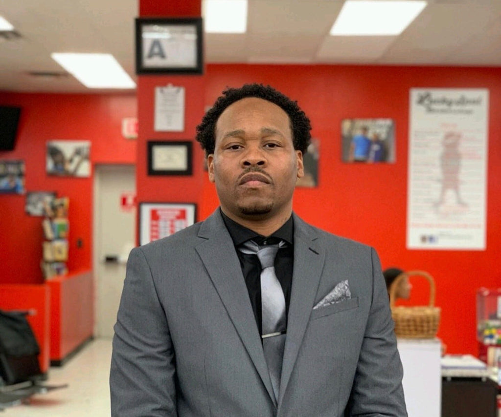 Charlotte Man Opens First Black Owned and Operated Barbershop In Walmart
