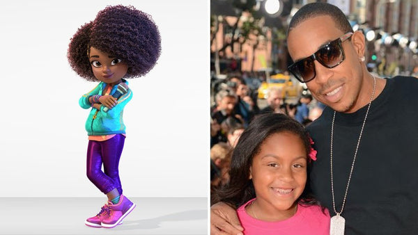 Ludacris Set To Bring Animated Series Aimed At Empowering Young Girls To Netflix