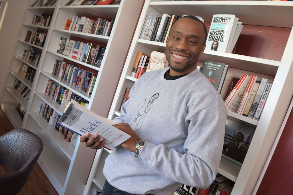 Marc Lamont Hill Opens A Philadelphia Bookstore And Coffee Shop In Hometown
