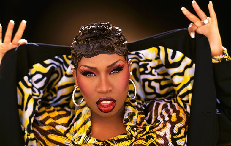 Missy Elliott Will Be 'Supa Dupa Fly' As The First Woman Rapper To Be Inducted Into The Songwriters Hall Of Fame