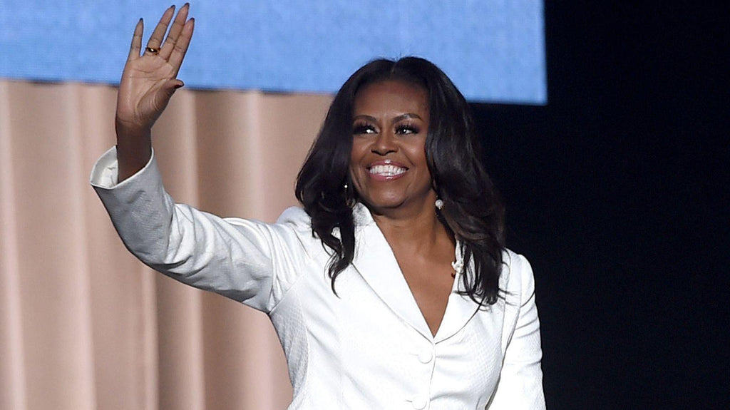 Michelle Obama Gifted 150 Baltimore Students With Free Tickets To Her 'Becoming' Book Tour