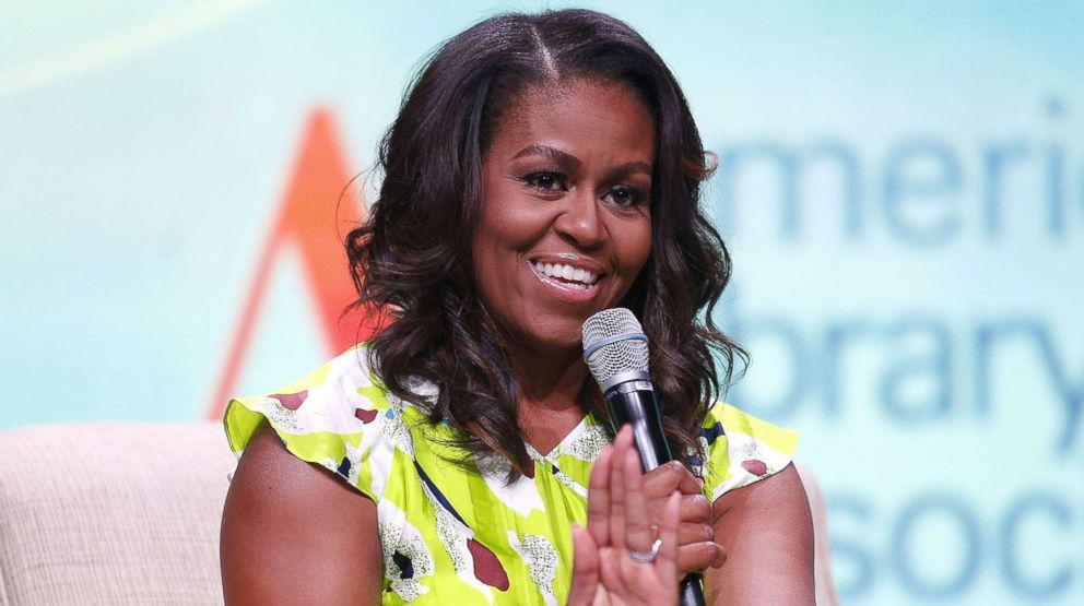 Michelle Obama Gears Up For 'Week of Action' National Voter Registration Drive