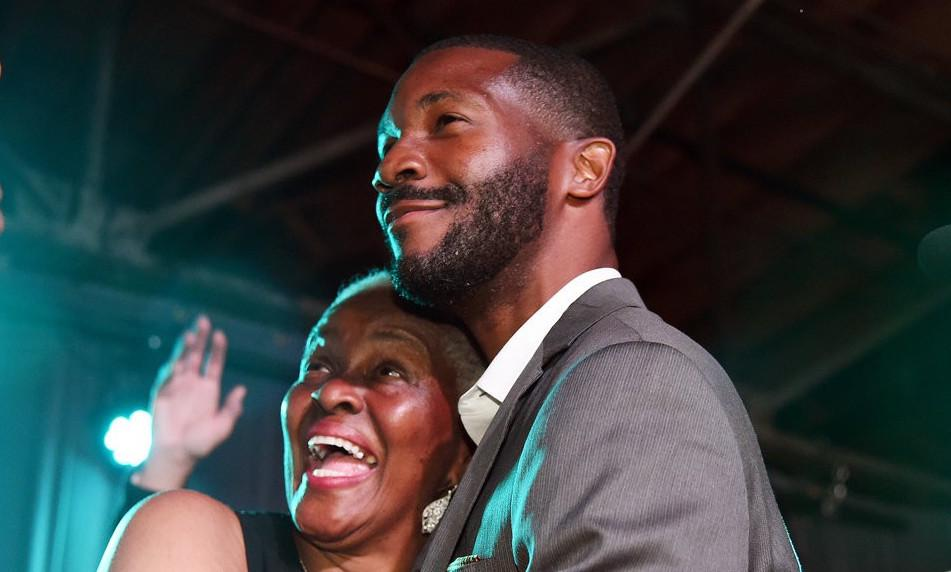 History Made: Randall Woodfin Elected As Birmingham's New Mayor