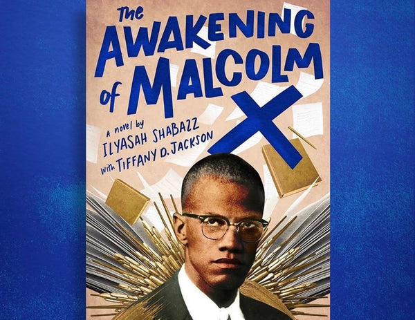 Malcolm X's Daughter Announces New Children's Book About Her Father's Life