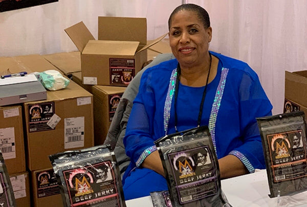 Meet The Owner of The First and Only Black, Woman-Owned, Beef Jerky Brand