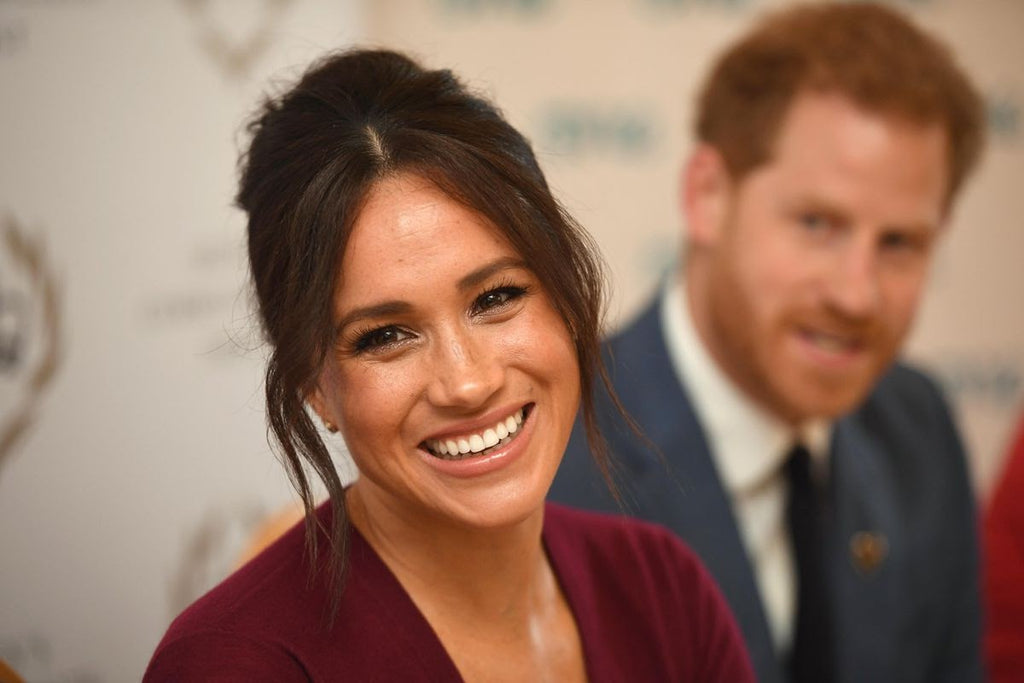 HRH Duchess of Sussex Meghan Markle Is Expecting Her Second Child