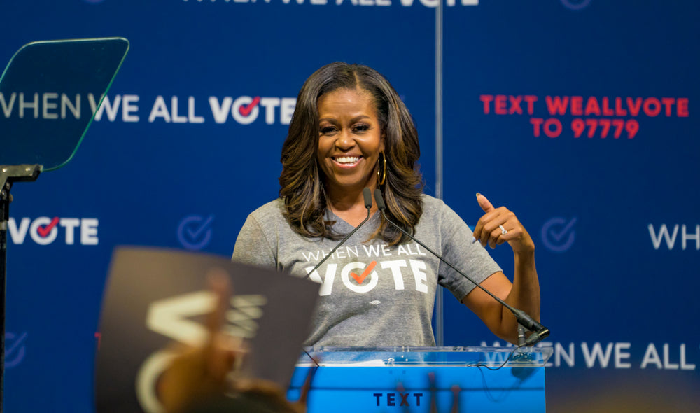 New Poll Names Michelle Obama as World's Most Admired Woman