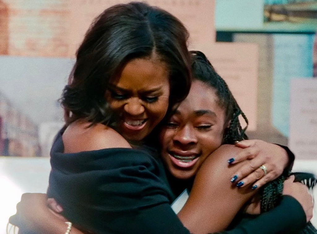 Michelle Obama's New 'Becoming' Documentary Is Coming To Netflix