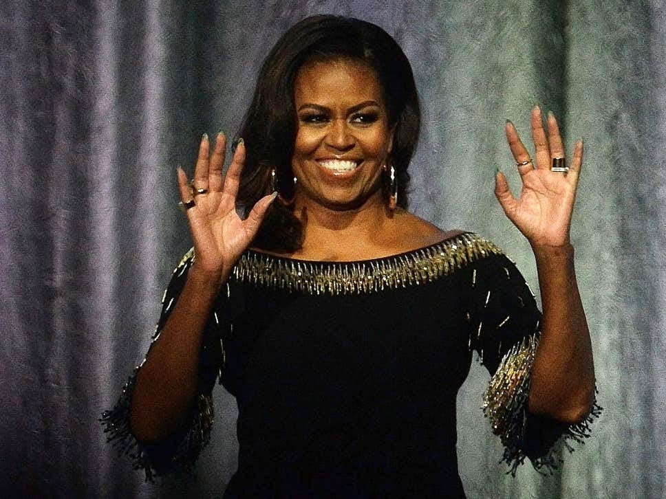 Michelle Obama Named Most Admired Woman For The Second Year In A Row