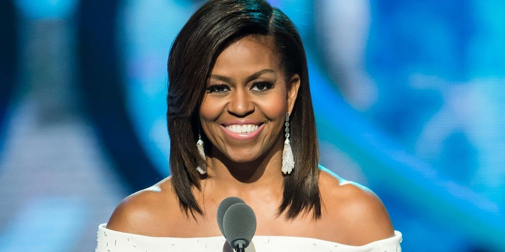 Michelle Obama Rewards High Schools Who Registered Students To Vote With Virtual Prom