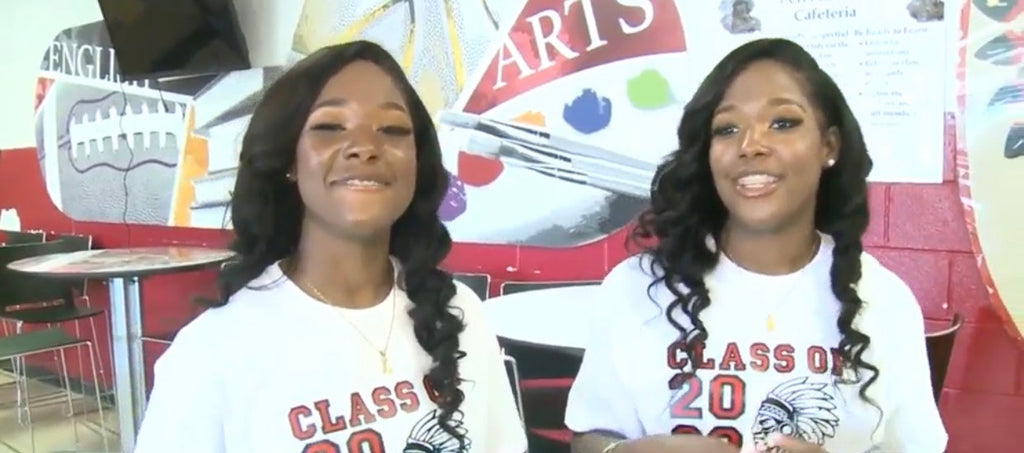 Mississippi Twins Named Valedictorian and Salutatorian With Identical 4.1 GPA