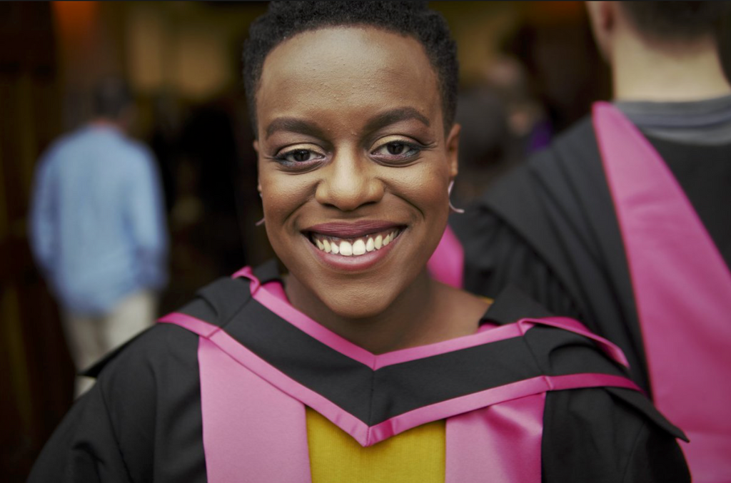 Monifa Phillips Becomes First Black Woman to Earn a PhD in Physics from the University of Glasgow