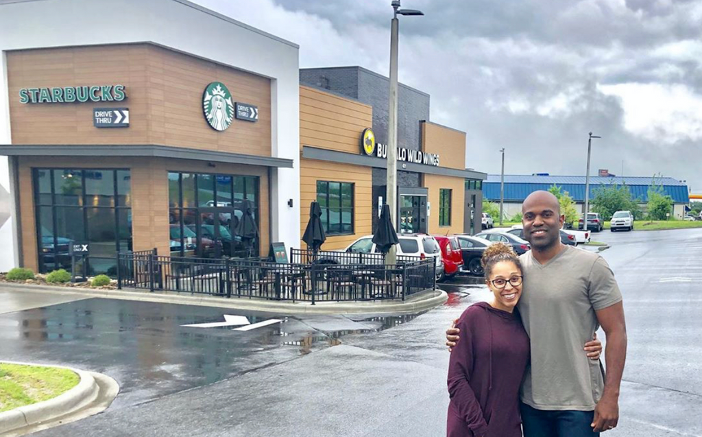 This Husband and Wife Team Just Purchased a Retail Strip Center